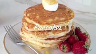 Fluffy Pancakes Recipe - Special Breakfast
