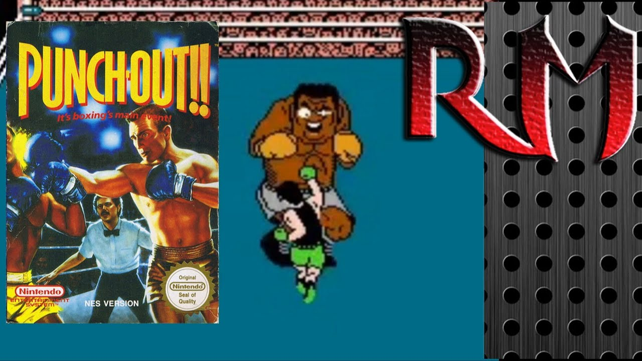 Mike Tyson Punch Out Wii : Retro mondays mike tyson s punch out nes wii review