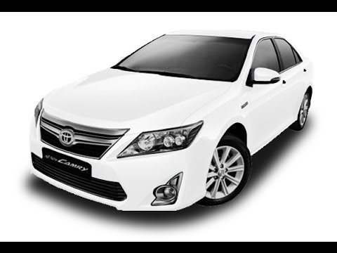 All New Camry White Interior Yaris Trd Sportivo Hybrid 2013 Review Youtube