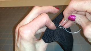 How To Sew With A Needle and Thread