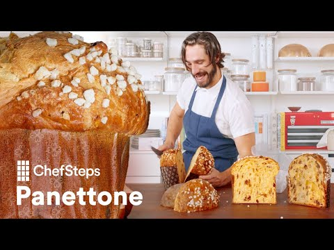 Panettone: The ChefSteps one-day recipe for this Italian holiday bread