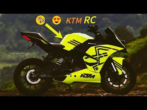 Top 10 Amazing Modified KTM RC Bikes | RC Wrap | KTM RC Customs