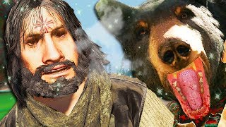 Far Cry 5: Getting HIGH on Nature (Far Cry 5 Funny Moments)