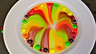 DIY Skittles Trick