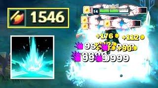 1500+ AD PYKE! 2500+ TRUE DAMAGE ULTS! (New Champion)