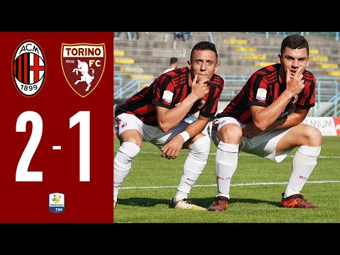 PRIMAVERA : AC MILAN 2-1 TORINO FC - HD Highlights & Goals | Milan Actu 8/12/2017