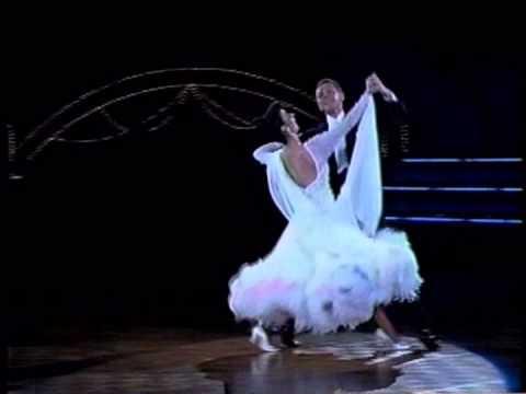 049 社交ダンス ワルツ デモ (Ballroom Dance Waltz Demonstration)ジョンウッド&アンルイス組