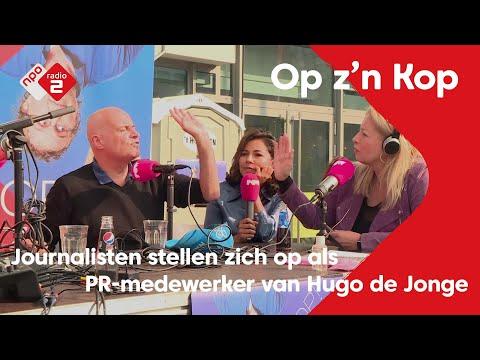 Knetterende discussies bij 'Op z'n Kop!' liveshow | NPO Radio 2