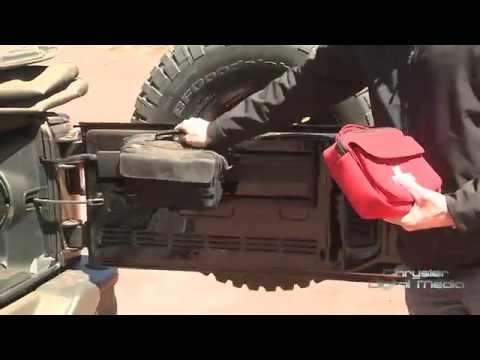 Jeep Wrangler Cargo Management System Youtube