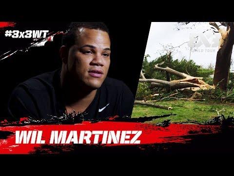 Wil Martinez | Star Profile | FIBA 3x3 World Tour 2018 - Mexico City Masters 2018