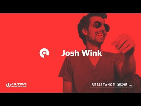Josh Wink @ Ultra 2018: Resistance Megastructure - Day 1 (BE-AT.TV)