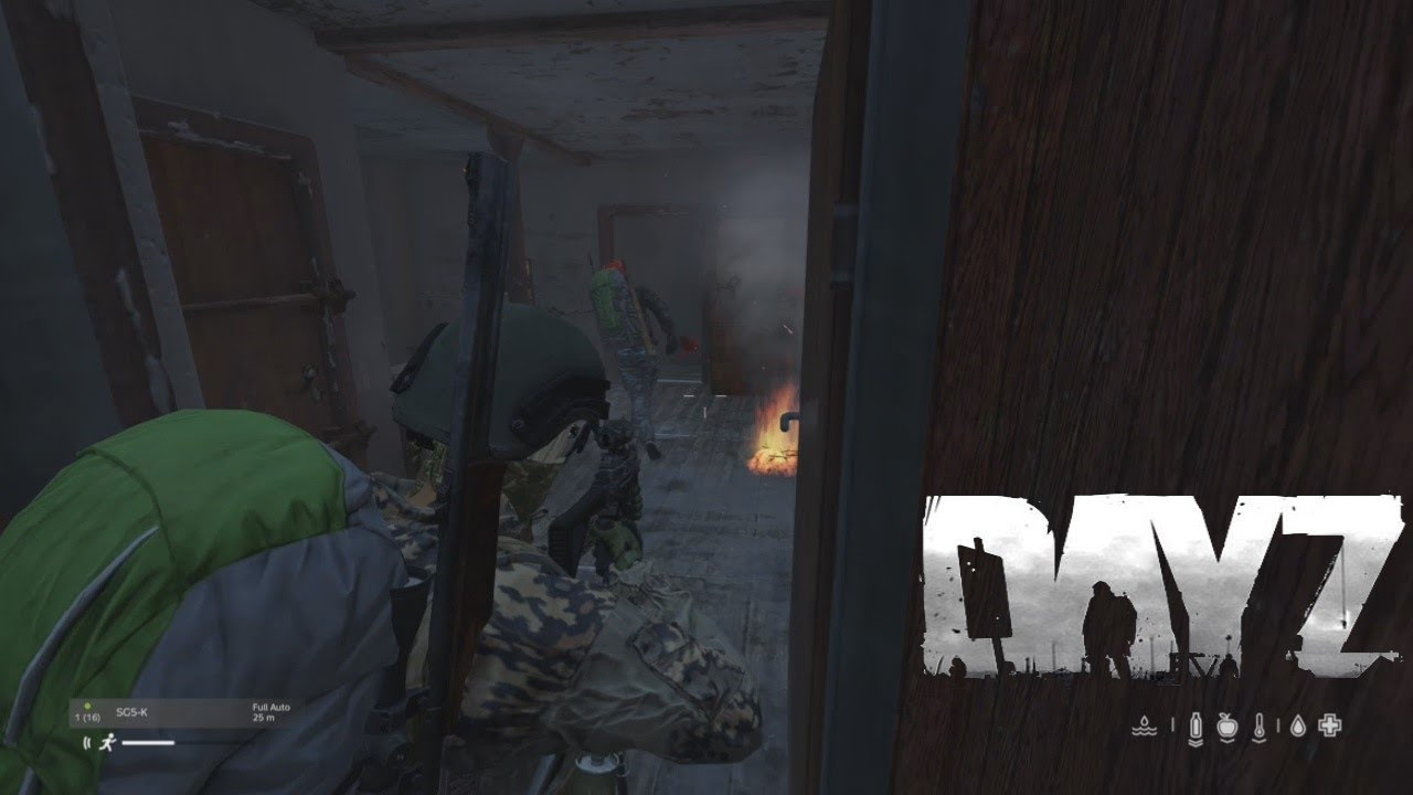 Keep The Door Closed, or else..  DayZ