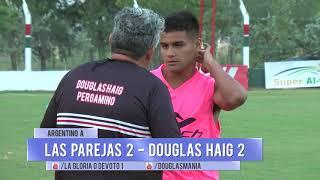 Resumen de Sportivo Las Parejas 2 Douglas Haig 2