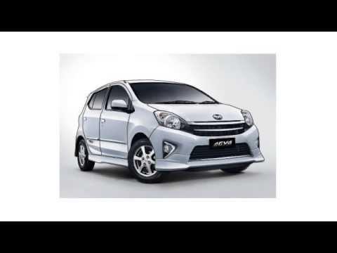 Perbandingan Toyota Agya, Daihatsu Ayla, Honda Brio, Suzuki Karimun Wagon R, Datsun ...