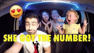 Video Do you mind if I dance with you? (FUNNY UBER RIDES) download MP3, 3GP, MP4, WEBM, AVI, FLV Mei 2018