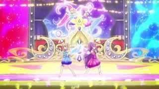 (HD)Aikatsu!- WM Mizuki&Mikuru- [Precious]- Episode 99