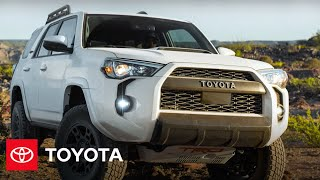 homepage tile video photo for 2022 4Runner Overview | Toyota
