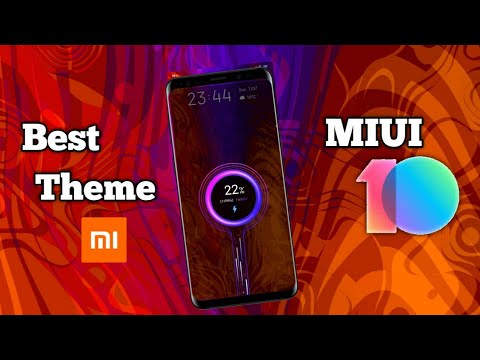 Miui 10 Theme   No 1 Theme For MIUI 10   Most Awaited Features Unlocked    Any Xiaomi Smartphones