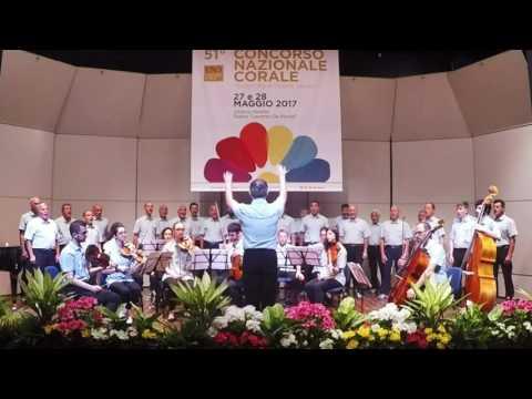 51° Concorso Nazionale  Vittorio Veneto 2017- Coro Castèl sez. SAT di Arco - Miserere sentivo Cantar