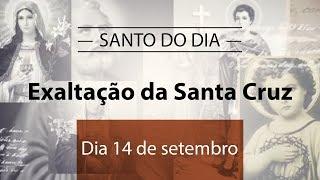 Santo do Dia - 14/09/2017 - Exaltação da Santa Cruz