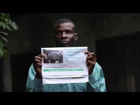 Shell's 2008 Nigeria Oil Spill