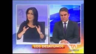 Maria Josefa Coronel queda mal parada ante Jose Serrano
