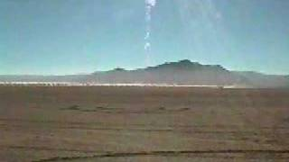 SuperSonic Car - Thrust SSC (Sonic Boom)