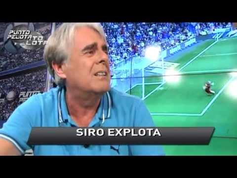 Siro explota en defensa de Aitor Karanka