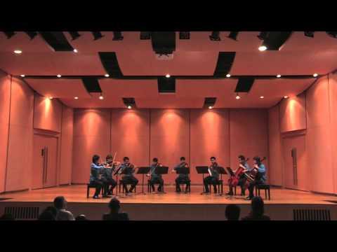 Max Bruch String Octet Opus. Posth Ensemble Music Makers
