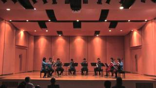 Max Bruch String Octet Opus. Posth Ensemble Music Makers