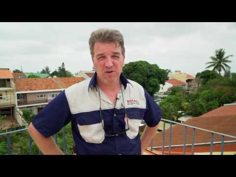 Unser Leben in Mosambik (German Doku)