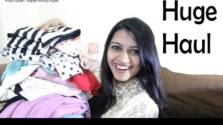 HUGE Clothing Haul - A Cheap Chinese Website || Sammydress Review || Superwowstyle
