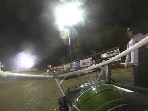 Michael Faccinto NW 600 Feature Plaza Park Raceway 4-5-13