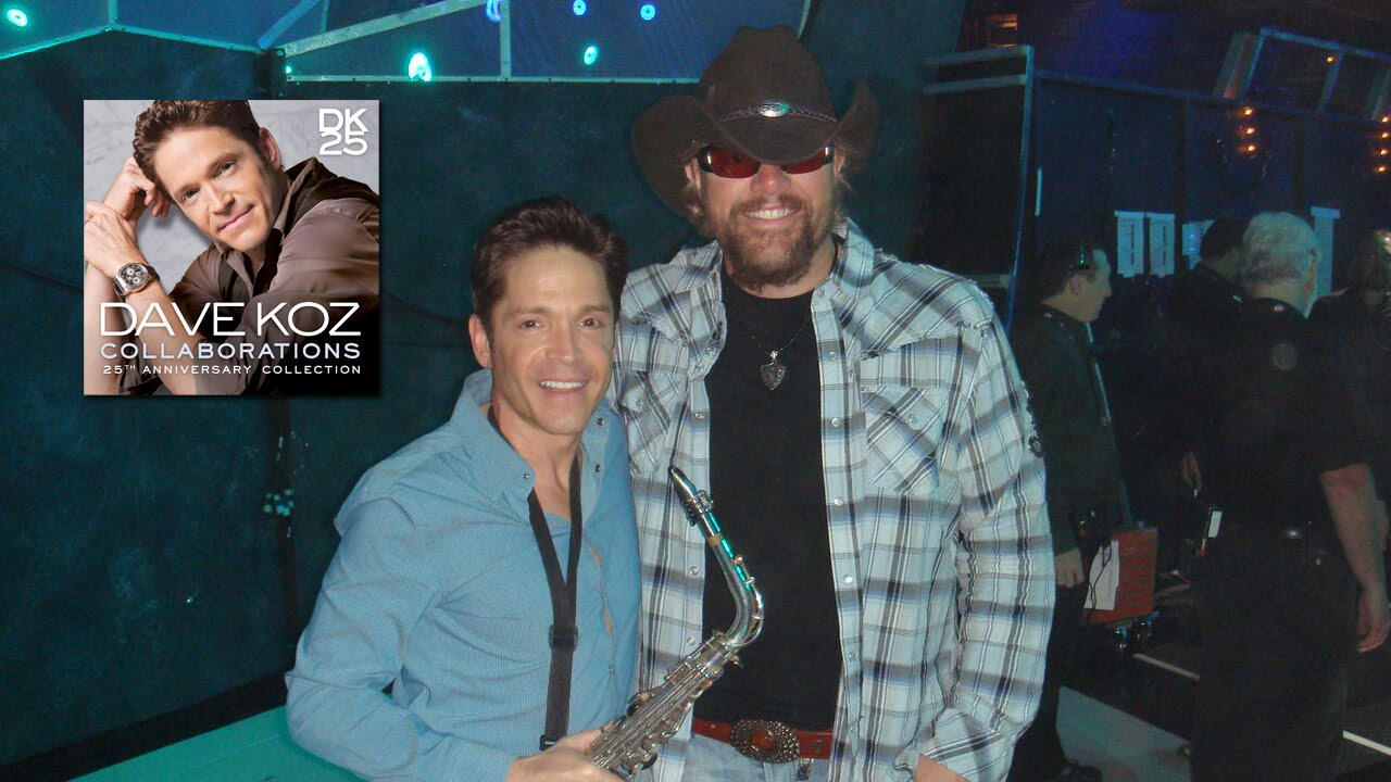 Cryin For Me: Toby Keith Featuring Dave Koz