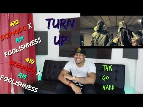 #410 Skengdo X AM - Foolishness Music Video @Skengdo41circle @Am2bunny Reaction