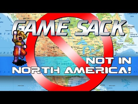 Not in North America! - Game Sack