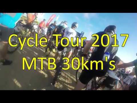 Cycle Tour MTB 30km 2017