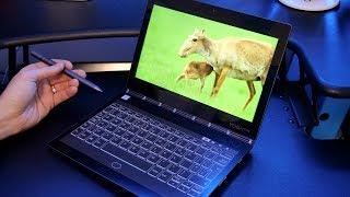 Lenovo Yoga Book C930 | Dual screen Windows laptop