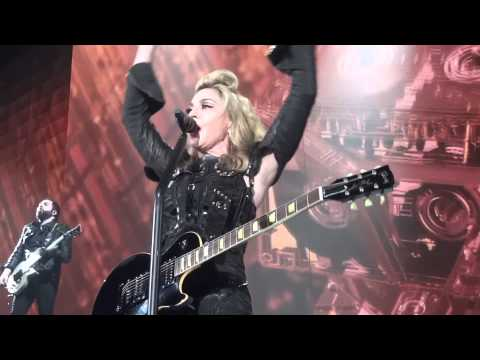 Madonna - Turn Up The Radio [Vancouver]