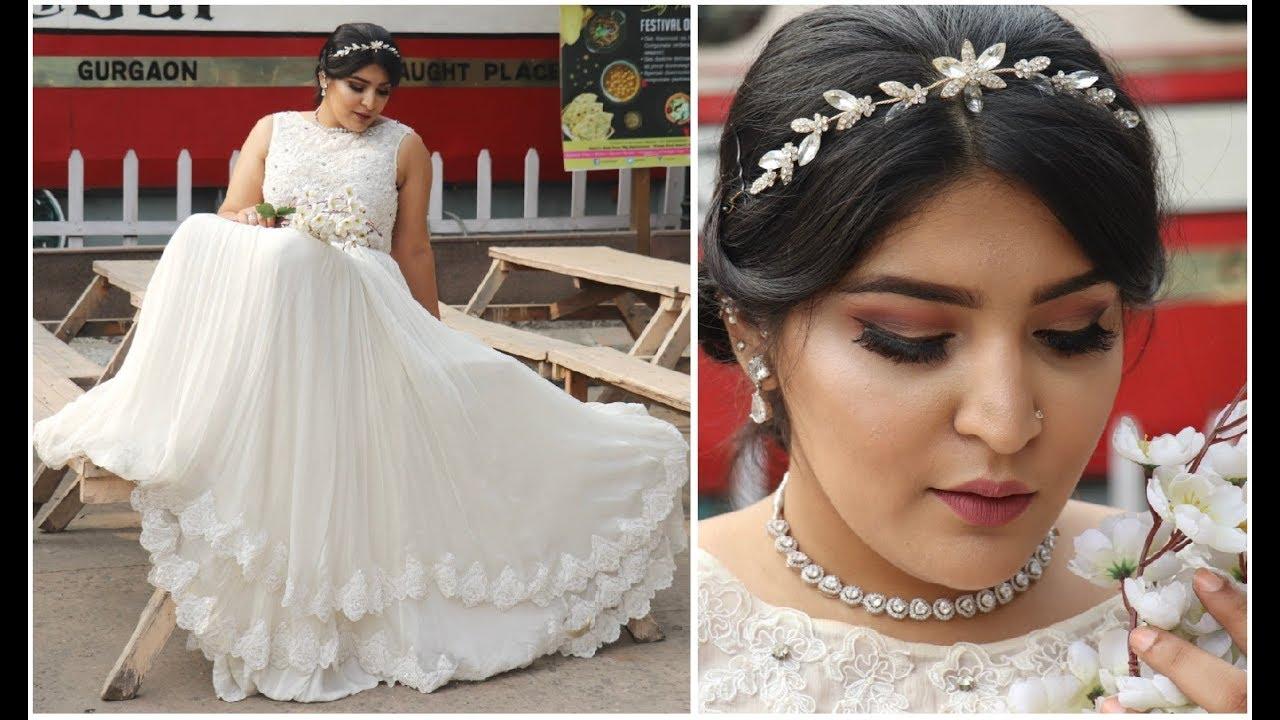 christian bridal makeup tutorial | #theshaadisaga | shreya jain