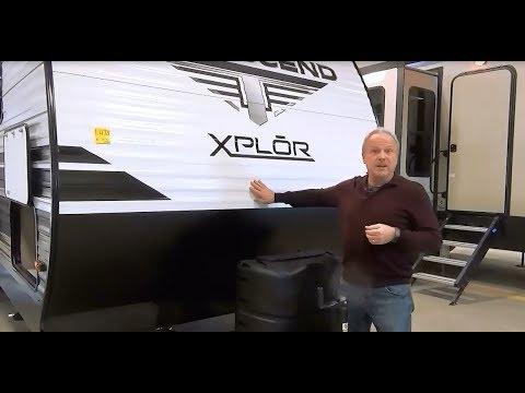 2019 Transcend XPLOR 247 BHS by Grand Design