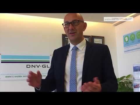 DNV GL introduces drone inspection surveys
