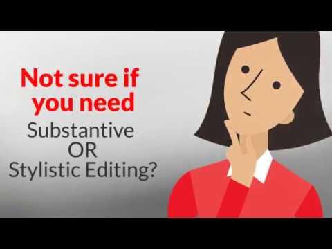 Editors Canada Presents: Substantive And Stylistic Editing