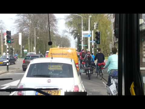 Breng trolleybus lijn 1 Arnhem - Velp