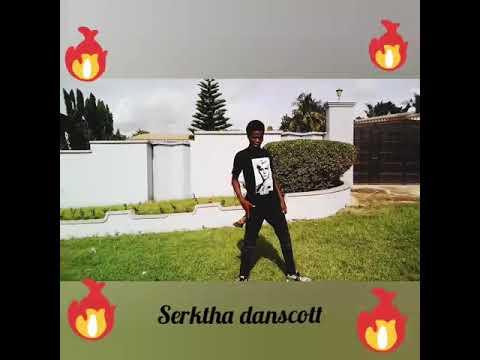 Zylofon media dancer dance lil body moves in Ghana 2018 _ Serktha