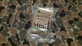 Chili and Macaroni MRE 2012 by Sopakco Inc - Reduced Sodium