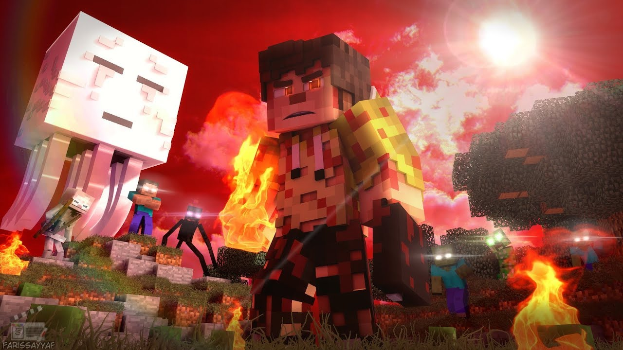 Minecraft Animation Wallpaper Erpan1140 Vs Anto Minecraft Animation Cancelled Project