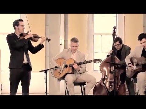 """Rhythm Future Quartet - """"Come Together"""" (Beatles)"""