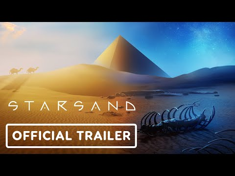 Starsand - Official Debut Trailer | Summer of Gaming 2021