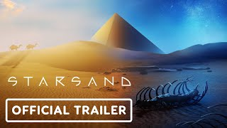 Starsand - Official Debut Trailer   Summer of Gaming 2021